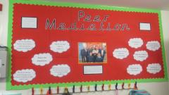 Peer Mediation Display